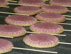Horton Hears a Who themed cookies - A Southern Outdoor Cinema movie snack & food idea for outdoor movie events.