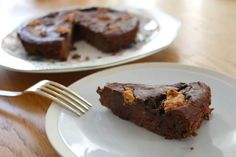 There's nothing more delicious than decadent than a fudgey, warm brownie on a cold winter night. Conventional brownies are full of gluten or refined grains, sugar and store bought versions often contain trans fats – definitely not a winn...