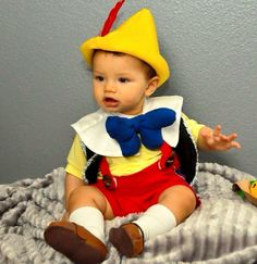 inspiration only pinocchio inspired costume babies boys toddler kids children infant halloween costumes