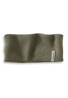 Carhartt Mens Northern Army Green Headband | Buy Now at camouflage.ca