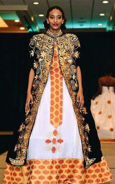 Ethiopia Wedding Gown