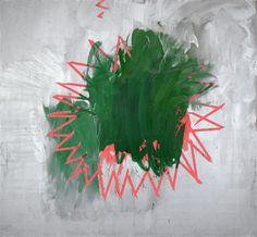 Jacqueline Humphries, Untitled, 2009