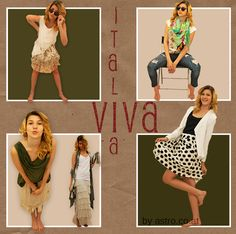 Viva Italia! Coole Mode bei ASTRO!