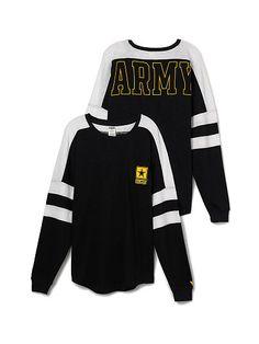 Army Varsity Pocket Crew - Victoria's Secret/Pink