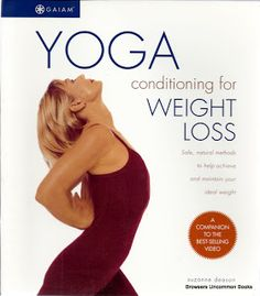 Deason, Suzanne. Yoga Conditioning for Weight Loss: Safe, Natural Methods to Help Achieve and Maintain Your Ideal Weight. Emmaus, PA: Rodale, 2003. Print.  Paperback. 141 pages.
