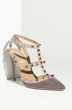 How negotiable is the $895.00 price tag on the Valentino Studded T-Strap Pump?