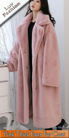 Awesome womens fashion are readily available on our web pages. Read more and you will not be sorry you did. White Dress Outfit, Pink And White Dress, Fall Outfits, Fashion Outfits, Womens Fashion, Fashion Trends, White Faux Fur Coat, Under Dress, Vintage Couture