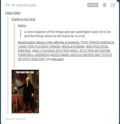 American History: | 21 Reasons Tumblr Is Better Than Public School