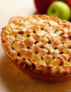 Koláče z jablek z celé Evropy.Jablkový mřížkový koláč. Eat Smarter, Apple Pie, Sweet Recipes, Ice Cream, Sweets, Apple Cakes, Pastries, Coffee, Diy