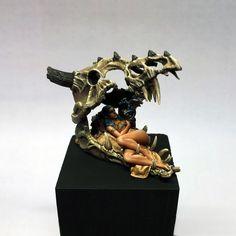 Mother of Dragons - 30mm boxart for Kabuki Studio
