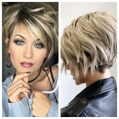 Best Bob Hairstyles & Haircuts for Women - Hairstyles Trends Short Hairstyles For Women, Hairstyles Haircuts, Bob Haircuts, Cool Hairstyles, Trending Hairstyles, Haircut For Fat Women, Layered Hairstyles, Formal Hairstyles, Celebrity Hairstyles