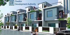 GDA Gwalior New Suresh Nagar Gandhi Road Yojana-4-5 for Duplex Houses