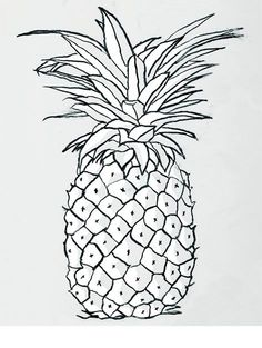 march collective pineapple print - Google Search