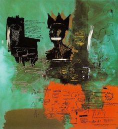 Jean-Michel Basquiat Untitled