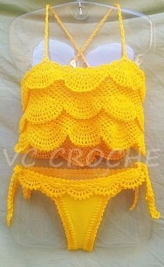 New crochet dress beach lace shorts 49 Ideas Bikinis Crochet, Crochet Bikini Pattern, Crochet Shorts, Crochet Clothes, Crochet Patterns, Lace Shorts, Crochet Diy, Crochet Woman, Love Crochet