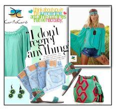 """""""Boho Fashion"""" by ana-angela ❤ liked on Polyvore"""