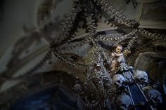 Travel back in time – The Bone Church in Kutna Hora