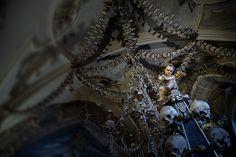 Travel back in time – The Bone Church in Kutna Hora