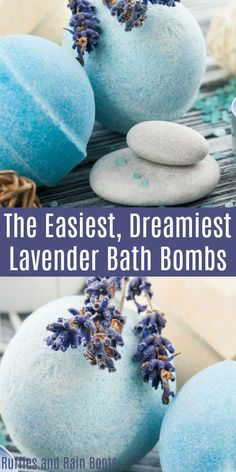 DIY Lavender Bath Bombs Ingredients: This recipe creates about 12 bath bombs. 16 ounces of organic cornstarch 16 ounces of Baking Soda Wine Bottle Crafts, Mason Jar Crafts, Mason Jar Diy, Diy Savon, Savon Soap, Diy Hanging Shelves, Floating Shelves Diy, Diy Home Decor Projects, Diy Projects To Try