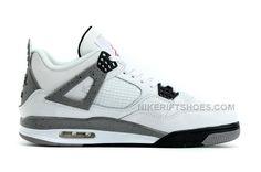 http://www.nikeriftshoes.com/2016-air-jordan-4-white-cement-with-nike-air-shoes-sale.html 2016 AIR JORDAN 4 WHITE CEMENT WITH NIKE AIR SHOES SALE Only $92.00 , Free Shipping!