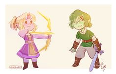 Steven Universe X Legend of Zelda