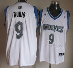 http://www.xjersey.com/timberwolves-9-rubio-white-jerseys.html Only$34.00 #TIMBERWOLVES 9 RUBIO WHITE JERSEYS #Free #Shipping!