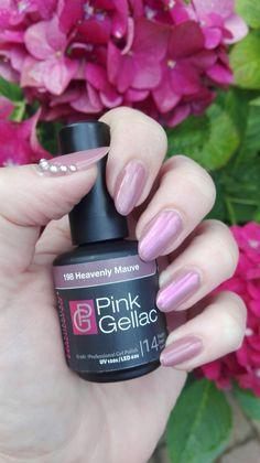 Pink Gellac 198 heavenly mauve