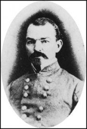 Samuel Gibbs French (22 Nov 1818 – 20 Apr 1910) was an officer in the U.S. Army, wealthy plantation owner, author, and a major general in the Confederate army during the American Civil War. He commanded a division in the Army of Tennessee in the Western Theater.  French served in the Franklin-Nashville Campaign. Illness forced him to return home in December 1864; but he returned to service in 1865, commanding forces in Mobile, Alabama to the end of the war. USMA Class of 1843