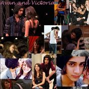 Aww Avan and Victoria