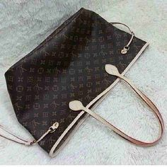 LV Neverfull Damier Ebene Louis Vuitton Handbags #lv bags#louis vuitton#bags