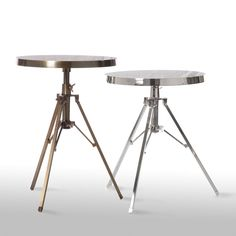 Tripod Side Table - All Furniture & Lighting - Barbara Cosgrove - Tables @ Pfeifer Studio- Detail