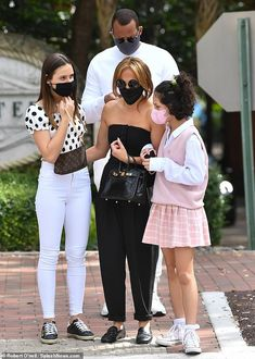 Alex Rodriguez, Strapless Romper, Family Outing, Second Child, Jennifer Lopez, Ruffle Blouse, Rompers, Singer, Actresses