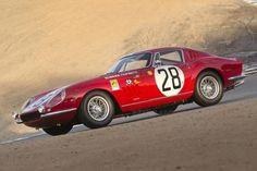 Ferrari 275 GTB numero di telaio 09079 Anno 1966