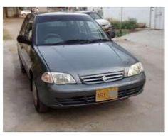 Suzuki Cultus vxr Model 2009 Leather Seats New Tyres For Sale In Karachi