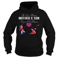 Mother Son - United Kingdom - Trinidad and Tobago - #diy gift #creative gift. GET YOURS => https://www.sunfrog.com/States/Mother-Son--United-Kingdom--Trinidad-and-Tobago-Black-Hoodie.html?60505