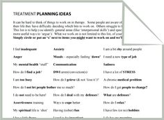 treatment plan review free counseling note templates pinterest