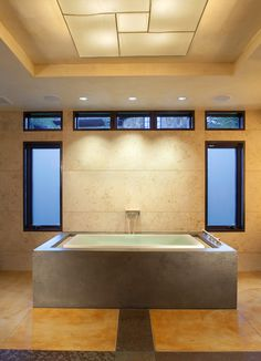There's nothing better after a day on the mountain than a soak in the tub or a steam shower.