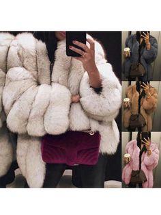 Faux Coat, Faux Fur Parka, Faux Fur Jacket, Smartwatch, Trench Coat Sale, Parka Coat, Teddy Coat, Anais Nin, Faux Fur Collar