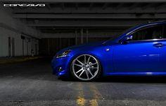 Lexus Is 250 F Sport On Concavo CW-S5