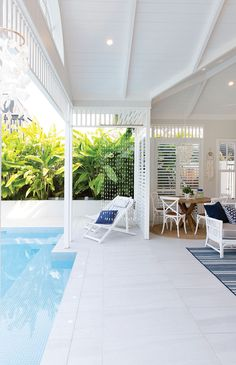 Having a pool sounds awesome especially if you are working with the best backyard pool landscaping ideas there is. How you design a proper backyard with a pool matters. Pool House Designs, Backyard Pool Designs, Swimming Pools Backyard, Fun Backyard, Lap Pools, Indoor Pools, Pool Decks, Outdoor Rooms, Outdoor Living