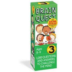 Workman Publishing TWRP-06 Brain Quest for Grade 4