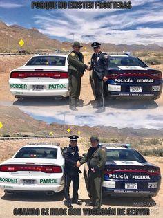 <p>El Paso, Texas.- Esta mañana la Policía Federal participó como invitada en el evento luctuoso del Día del Oficial Caído