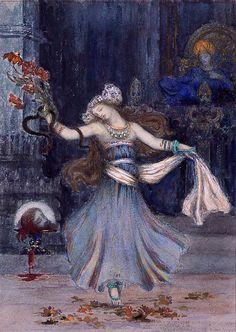 Salomé, Gustave Moreau