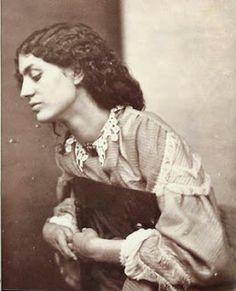 William Morris' wife Jane.
