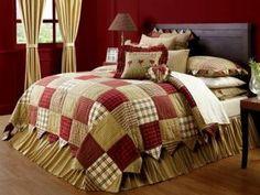 heartland queen quilt quilt bedding cotton bedding linen bedding country bedding country