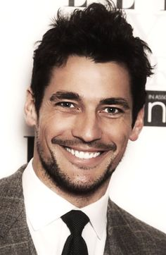 DAVID GANDY - a man with style. I think as much as I need the crown in my life, I should add David Gandy to my list too :) David Gandy, Elle Style Awards, British Men, Male Face, Male Beauty, Perfect Man, Gorgeous Men, Male Models, Sexy Men