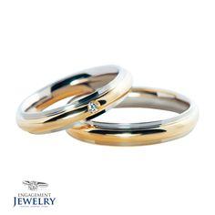 Set verighete cu Diamant UNR-VEG-018 Rings For Men, Wedding Rings, Engagement Rings, Jewelry, Jewellery Making, Men Rings, Wedding Ring, Enagement Rings, Jewelery