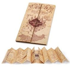 Harry Potter Party Printables | Harry Potter Marauder's Map