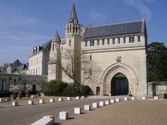 Abbaye de Marmoutier près de Tours (37)