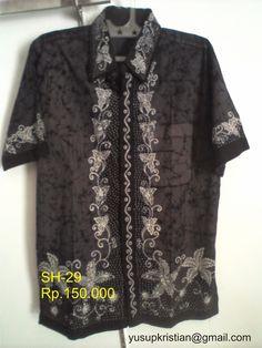 Batik Indonesia Batik Dunia: Pesan Batik Motif Sendiri
